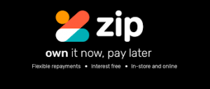 DM Jewellers make payments using Zip