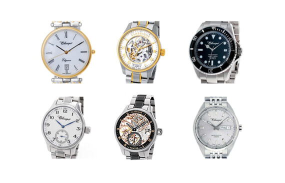 DM Jewellers classic watch collection