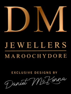 DM Jewellers Maroochydore logo - Sunshine Coast, Queensland, Australia