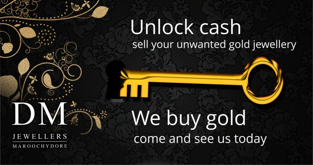 DM Jewellers buys your old gold jewellery - Maroochydore - Sunshine Coast - Queensland
